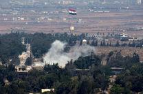حمله سوریه به پهپاد رژیم صهیونیستی