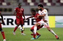 ساعت بازی برگشت پرسپولیس و الدحیل قطر تغییر کرد