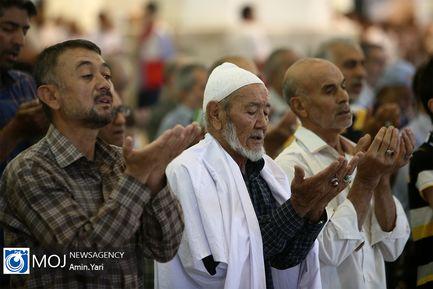 نماز عید سعید قربان ۹۸ در مصلی تهران