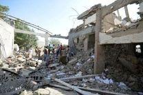 کشته شدن ۲ زن یمنی در بمباران جدید ائتلاف متجاوز عربی در حجه