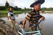 باران های موسمی در میانمار، 18000 نفر را آواره کرده اند