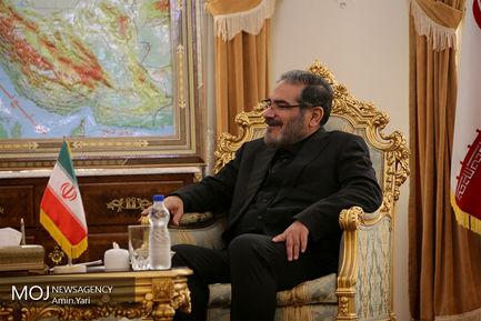 علی شمخانی دبیر شورای عالی امنیت