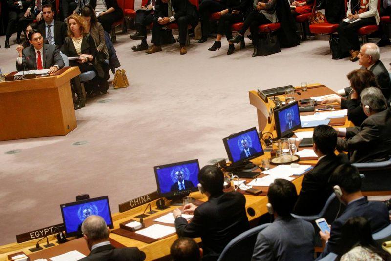 مخالفت شورای امنیت با تصمیم ترامپ درباره قدس