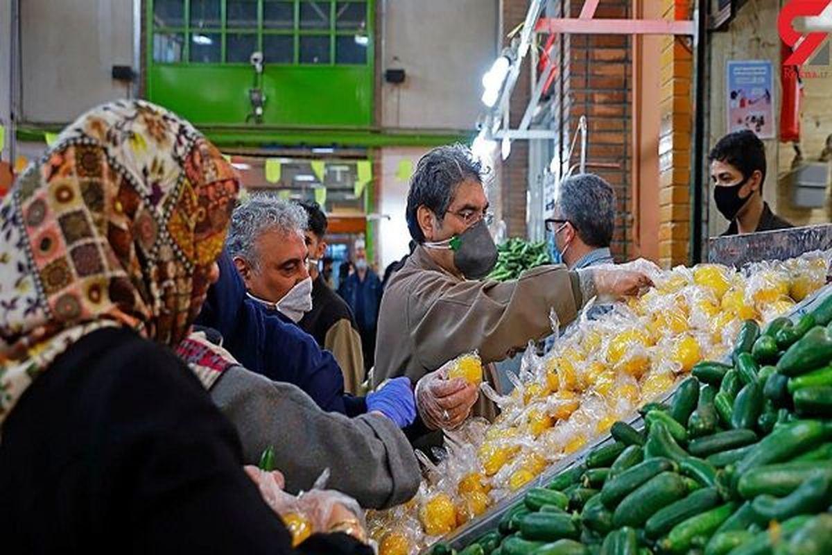 اختلاف ۴۰ درصدی قیمت میوه در میادین تره بار