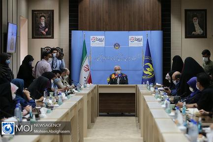 نشست خبری رییس کمیته امداد امام خمینی (ره) -  ۲۱ مرداد ۱۳۹۹