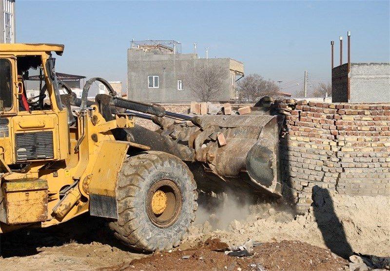 جلوگیری از 20 مورد تجاوز به حریم راهها و ساخت و ساز غیر مجاز در بیله سوار