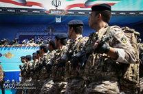 مراسم رژه نیروهاى مسلح در بندرعباس