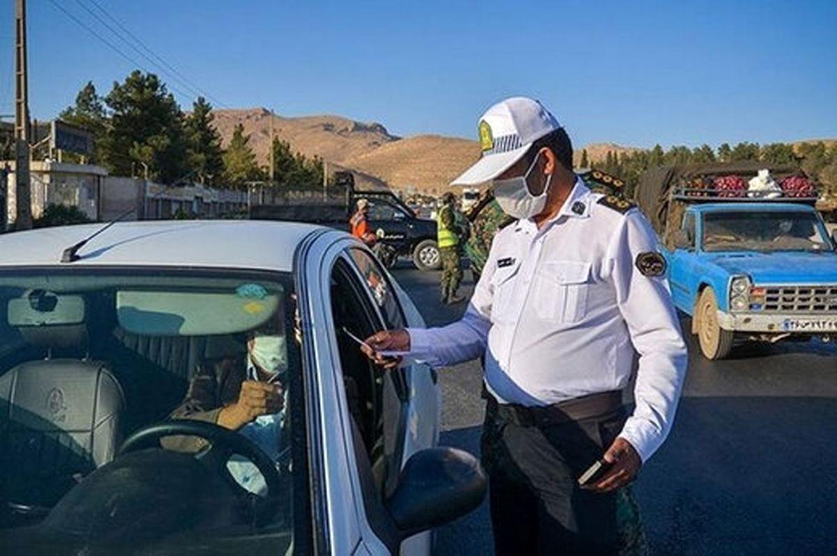 بیش از ۶ هزار خودرو غیربومی در جاده های خراسان رضوی جریمه شدند