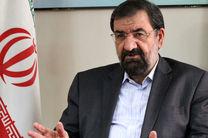 «محسن رضایی» در کنار نیروهای انقلاب خواهد ماند/ همه مردم ایران باید وارد صحنه شوند