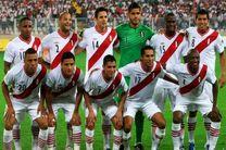 لیست نهایی تیم ملی پرو برای جام جهانی ۲۰۱۸ اعلام شد