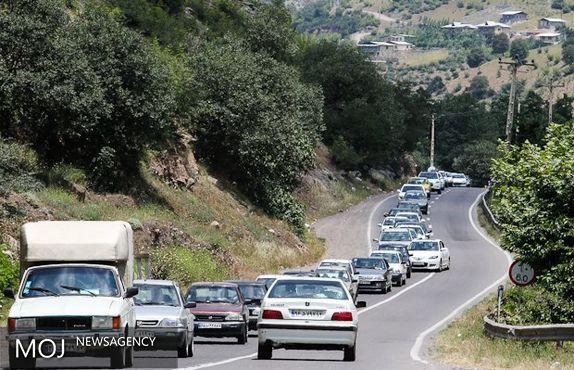 وضعیت جوی و ترافیکی راههای کشور اعلام شد