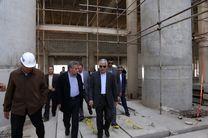 روند ساخت ترمینال پروازهای خارجی فرودگاه شیراز رضایت بخش است