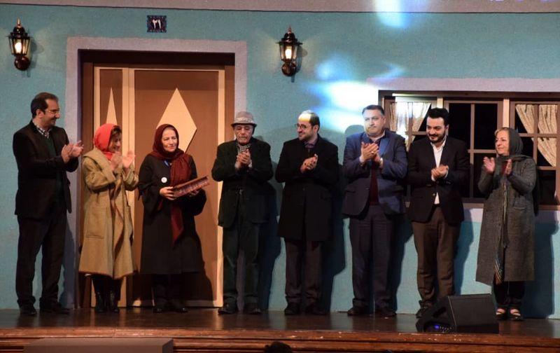 برگزاری نکوداشت احترام برومند در جشنواره قصه گویی