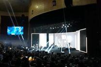 بهنام بانی اولین کنسرت پاپ را اجرا کرد / سلام به همه پرنده ها