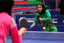 دو باخت و یک برد پینگپنگبازان ایران در رقابتهای جهانی آلمان