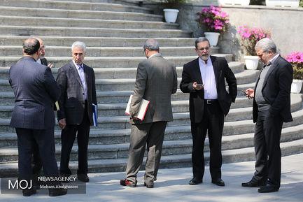 آخرین جلسه هیات دولت در سال96