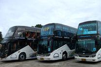 سامانه سپهتن بر روی اتوبوس های ناوگان حمل و نقل برون شهری استان گیلان نصب شد