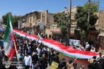 راهپیمایی روز جهانی قدس ۱۳۹۷ در کرمانشاه
