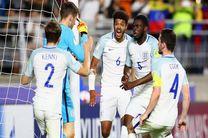 پایان ناکامیهای انگلیس در رده ملی/ سه شیرها قهرمان جهان شدند