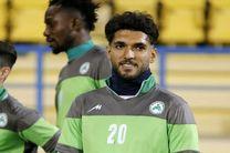 هافبک ذوب آهن به تیم فولاد خوزستان پیوست