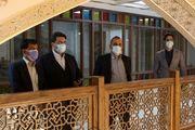 افتتاح نمایشگاه بین المللی اصفهان تجلی همدلی در توسعه اقتصادی است
