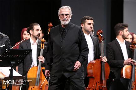 اولین روز سی و چهارمین جشنواره موسیقی فجر/فریدون شهبازیان