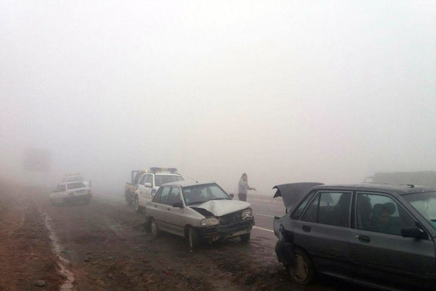 ۴۶ مصدوم و یک فوتی نتیجه تصادفات یک روز در خوزستان