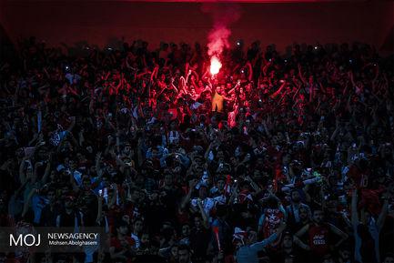 شادی هواداران تیم پرسپولیس