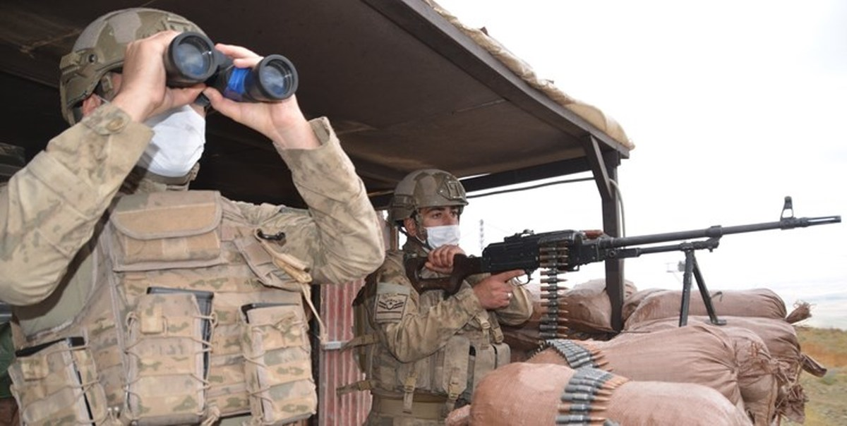۱۳ تروریست پکک را در عراق به هلاکت رساندیم
