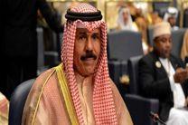 امیر کویت با استعفای دولت موافقت کرد