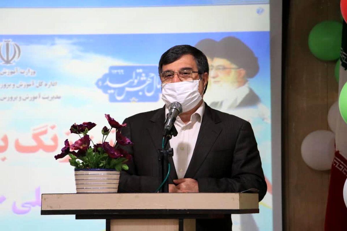 100آموزشگاه و 400  کلاس جدید به امکانات آموزشی استان هرمزگان افزوده شد