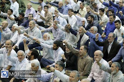 نماز جمعه تهران - ۳۱ خرداد ۱۳۹۸