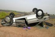 4 کشته در پی واژگونی پژو در شیروان