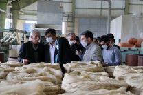 100 درصد مواد اولیه فرش در کشور تأمین میشود