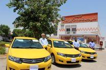 ۵۰۰ دستگاه تاکسی در بندرعباس نوسازی می شود
