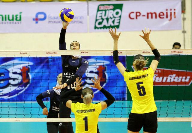 نتیجه بازی والیبال بانوان ایران و استرالیا/ صعود بانوان والیبالیست ایران به عنوان سرگروه