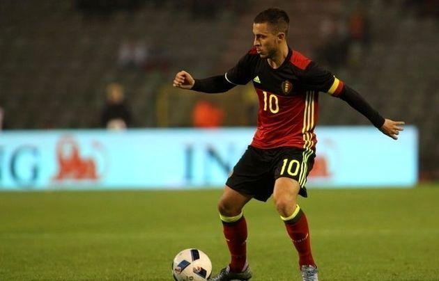 شوکه شدن سرمربی بلژیک از مصدومیت شدید هازارد