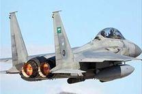 تجاوز هوایی وهابیون سعودی به شهرهای استان حجه یمن