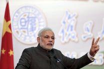 پیام تبریک نخستوزیر هند به روحانی