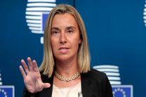 اتحادیه اروپا هیچ برنامهای برای بررسی تحریمهای جدید علیه تهران ندارد
