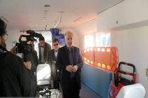 الحاق سه دستگاه آمبولانس دریایی به ناوگان درمانی هرمزگان