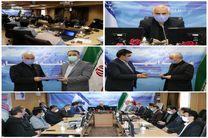 سرپرست جدید دفتر مدیر مخابرات اصفهان معرفی شد