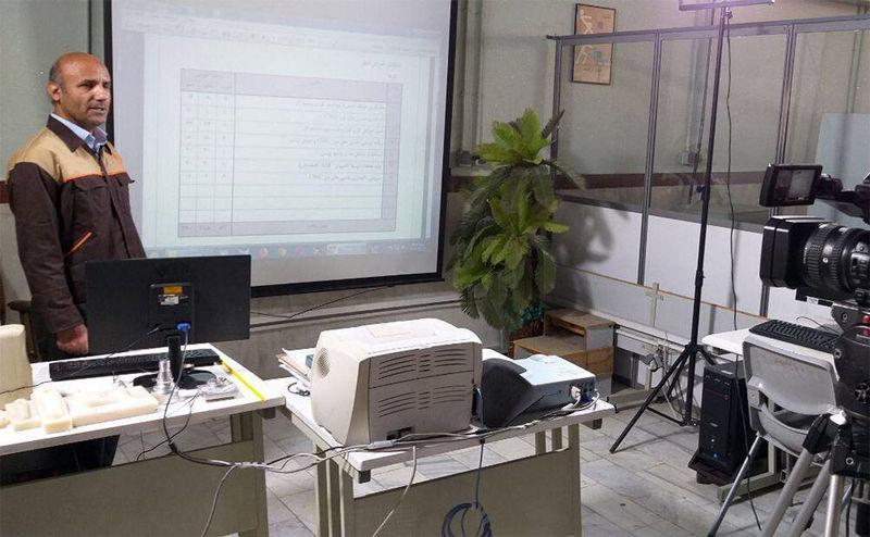 تولید 660 دقیقه فیلم آموزشی مهارتی در ایام شیوع ویروس کرونا برای کارآموزان