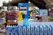 ارسال سومین محموله کمک های مردمی شهرستان برخوار به مناطق سیل زده