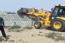 رفع تصرف 86 هزار متر مربع از اراضی ملی در شهرستان بندرعباس