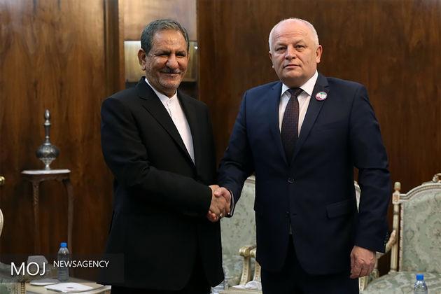 برقراری تجارت مستقیم لازمه ارتقای مناسبات اقتصادی ایران و اوکراین است