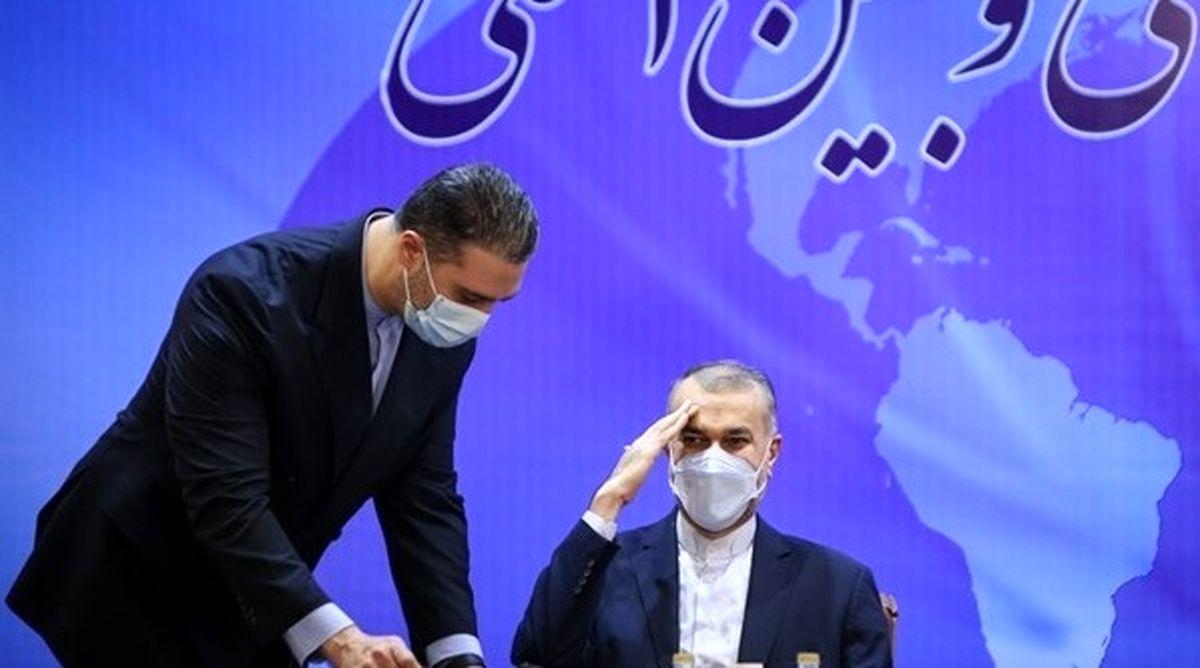 روسای نمایندگیهای سیاسی خارجی مقیم تهران با امیرعبداللهیان دیدار کردند