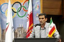 غلامرضا نوروزی رئیس جدید فدراسیون پزشکی ورزشی شد