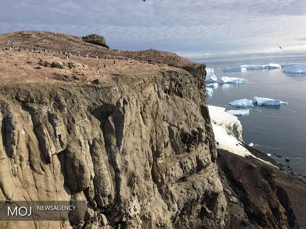سرعت آب شدن یخ های قطب جنوب سه برابر سرعت گرفت