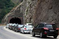 آخرین وضعیت ترافیکی و جوی جاده های کشور در 4 شهریور